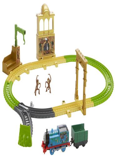 Thomas Thomas ve Arkadaşları Orman Macerası FXX65 Renkli